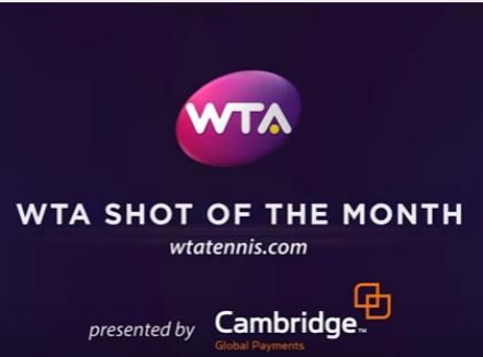 Теннисистка изТольятти одолела в категории «Прорыв месяца» женской теннисной ассоциации