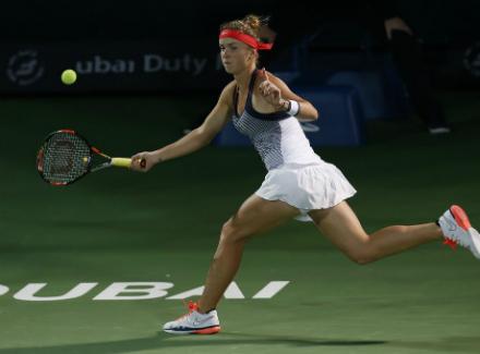 Одесская теннисистка выходит втретий раунд турнира вДубае