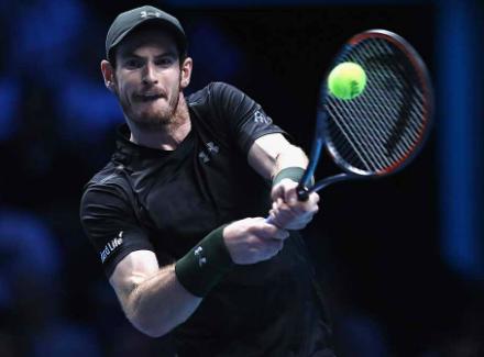 Британский теннисист Энди Маррей сохранил звание первой ракетки мира