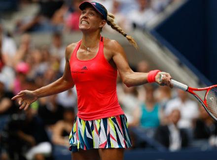 Квитова переиграла Кербер втретьем круге турнира вУхане