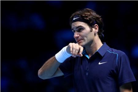 Лондон. Роджер Федерер в трёх партиях одолел Цонга