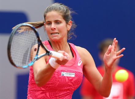 Ярослава Шведова снялась походу матча вчетвертьфинале турнира вНюрнберге