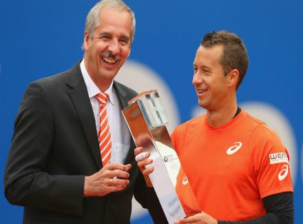 Филипп Кольшрайбер: Испытываю невероятные эмоции от победы на турнире в Мюнхене