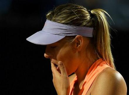 Травма может привести кпропуску Шараповой турнира WTA вБирмингеме