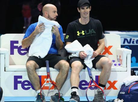 Григор Димитров победил Пабло Карреньо-Бусту вматче итогового турнира ATP