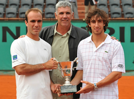 Куэвас и Орна – чемпионы French Open-2008