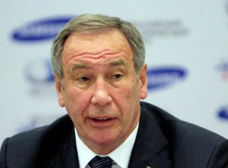 Шамиль Тарпищев: втечении следующего года Шараповой нет смысла играть засборную