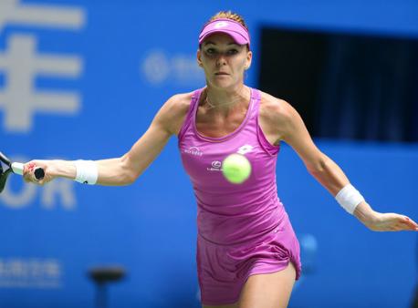 Теннисистка Касаткина пробилась втретий круг турнира WTA встолице Китая