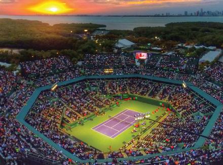 Южный иПотапова вышли во 2-ой круг квалификации теннисного турнира вМайами