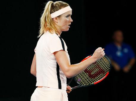 Свитолина впервый раз вкарьере вышла вчетвертьфинал Australian Open