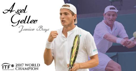 Надаль иМугуруса признаны лучшими игроками года поверсии ITF