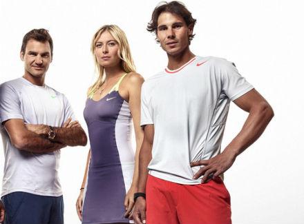 Шарапова небудет участвовать вМеждународной теннисной премьер-лиге