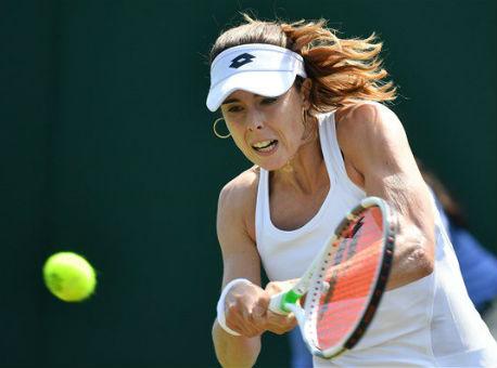 Француженка Корне выиграла турнир WTA