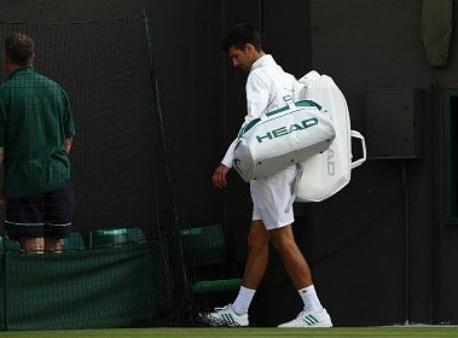 Теннисист Джокович пропустит оставшуюся часть сезона из- затравмы