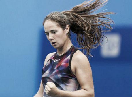 Дарья Касаткина стала четвертьфиналисткой турнира ВТБ Кубок Кремля