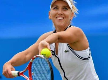 Россиянка Касаткина пробилась втретий круг турнира WTA вЧарльстоне