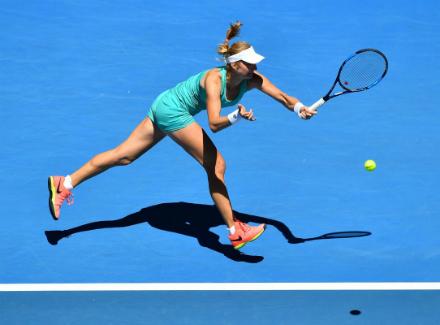 Екатерина Макарова вышла в1/8 финала Australian Open