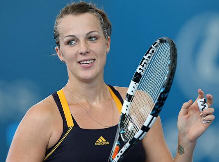 Павлюченкова впаре сБабош стала победительницей турнира WTA вСиднее