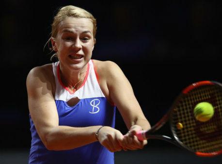 Павлюченкова вышла вчетвертьфинал вШтутгарте