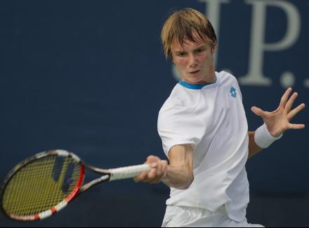 Кравчук одержал победу турнир серии «Челленджер» вТашкенте