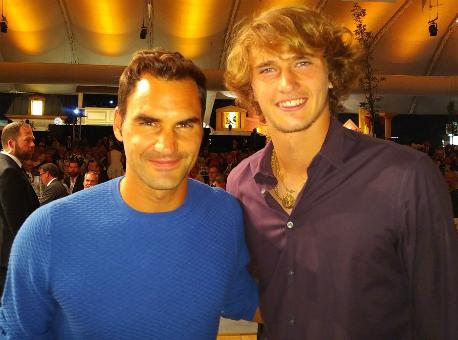 Роджер Федерер: «После турнира вШтутгарте янемного сомневался всебе»