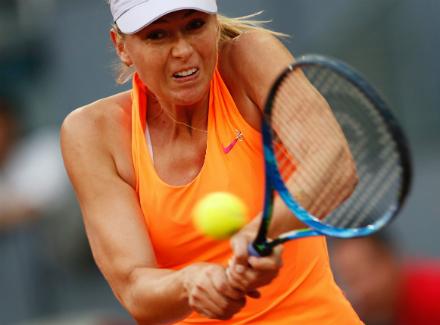 Шарапова поднялась на47 позиций врейтинге WTA