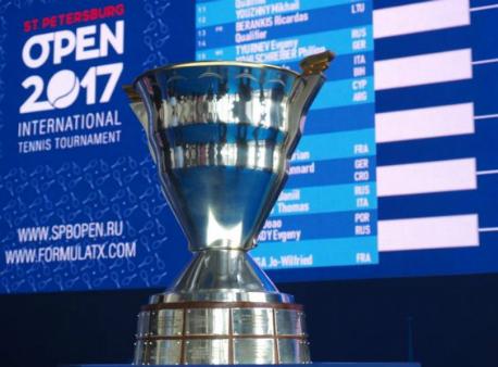 St. Petersburg Open 2017 одержал победу босниец Дамир Джумхур