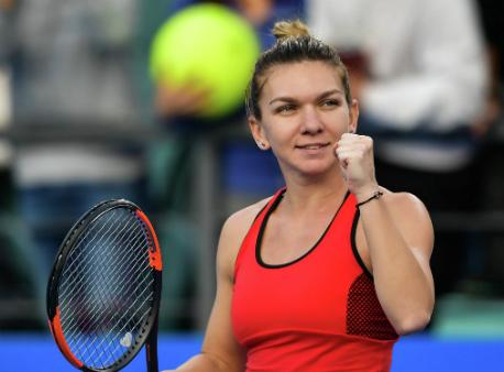 Симона Халеп выиграла теннисный турнир вкитайском Шэньчжэне