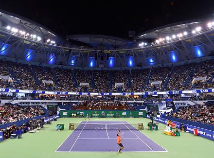Южный отдал Берреру 4 гейма вфинале квалификации «Мастерса» вШанхае