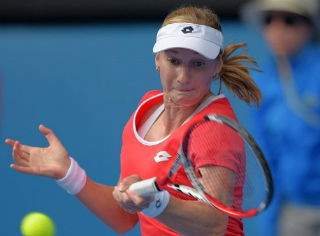 Макарова одолела Пуиг ивышла вчетвертьфинал турнира WTA вВашингтоне