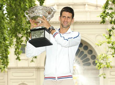 Хит-парад Australian Open. Часть первая. Мужчины