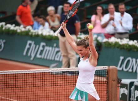 Елена Остапенко выиграла Roland Garros 2017 года