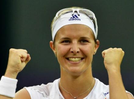 Катерина Козлова стала первой полуфиналисткой турнира вТашкенте