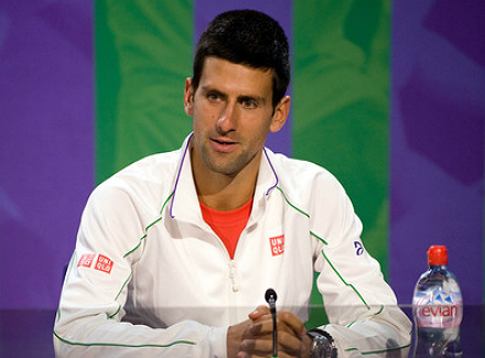 Новак Джокович - год на вершине мирового тенниса