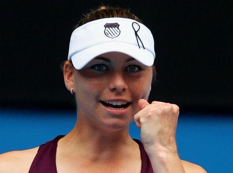 Звонарева вышла во 2-ой круг турнира WTA в северной столице