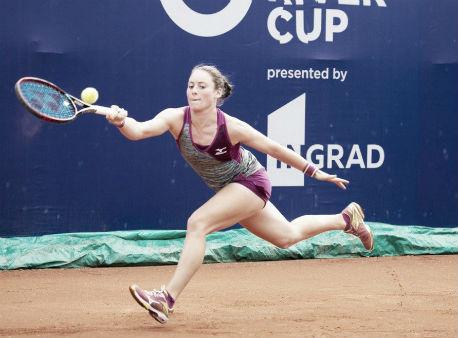 Потапова одолела Ивахненко ивышла вполуфинал турнира WTA в столице России