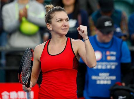 Первая ракетка мира Халеп выиграла турнир WTA вШэньчжэне