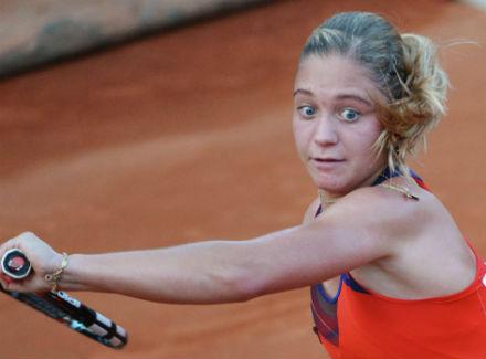 Лучшая теннисистка Украины разгромила россиянку наКубке Кремля
