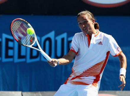 Украинский теннисист Долгополов пробился во 2-ой круг Australian Open