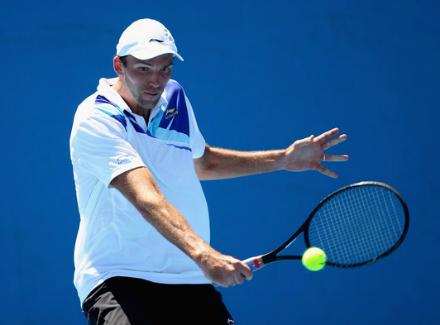 Australian Open. Карлович обыграл Себальоса ипобил два рекорда турнира