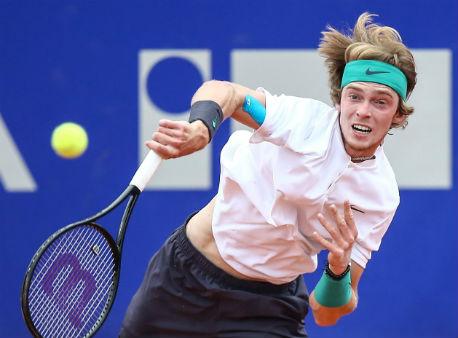 Рублёв обыграл Кудлу ивышел вполуфинал турнира ATP вВашингтоне