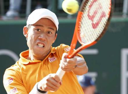 Кузнецов дошел дополуфинала теннисного турнира вЖеневе