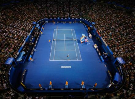 Состоялась жеребьёвка мужского турнира Australian Open
