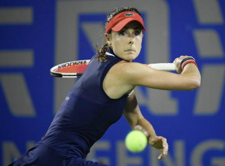 Теннисистка Кузнецова не смогла пробиться втретий круг турнира вКитайской народной республике