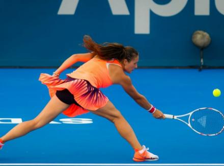 Касаткина иПавлюченкова проиграли свои четвертьфинальные матчи натурнире вСиднее