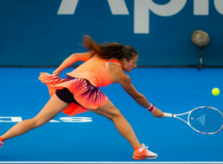 Касаткина уступила Конте вчетвертьфинале турнира WTA Apia International Sydney