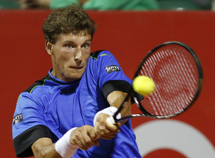 Долгополов обыграл Нишикори вфинале турнира вБуэнос-Айресе