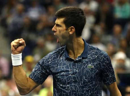 Джокович одержал победу над дель Потро изавоевал третийUS Open