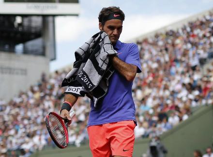 Федерер: сыграю нагрунте, только если буду отлично готов имотивирован