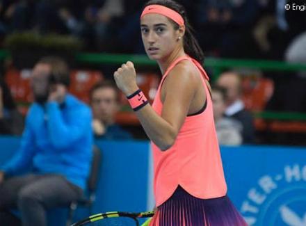 Россиянка Александрова стала первой финалисткой теннисного турнира вЛиможе